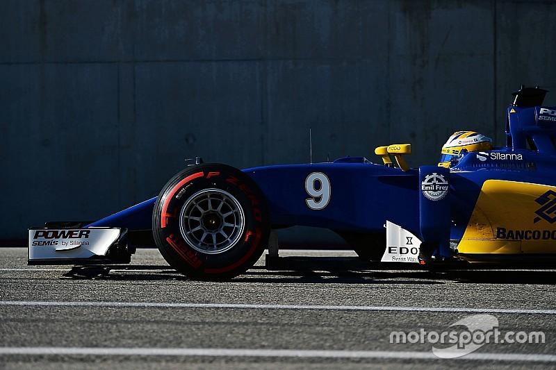 """Sauber vise le """"milieu de grille"""" dès cette saison"""