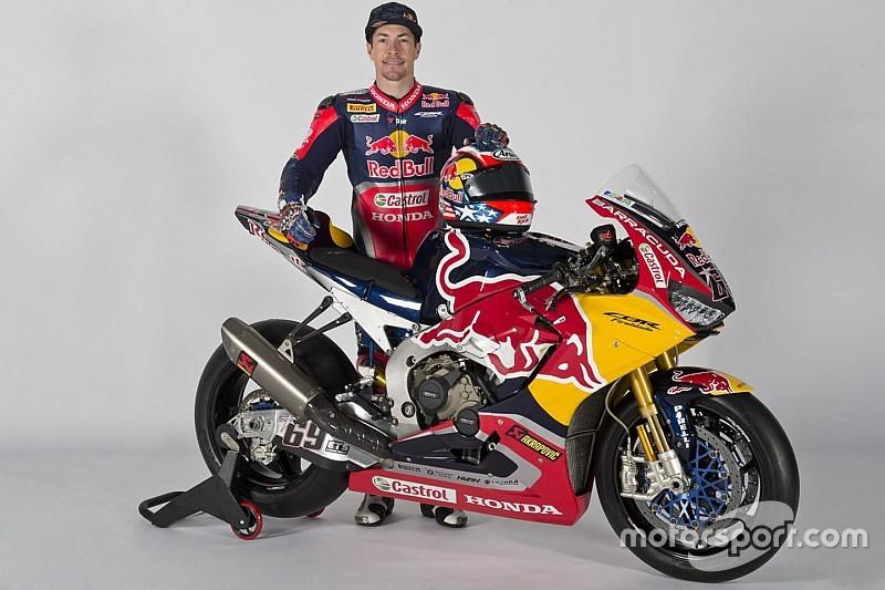 """Hayden - """"Si je suis venu en Superbike, c'est pour gagner"""""""