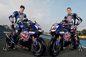 WSBK Noticias de última hora Yamaha presenta su formación para el WorldSBK con Lowes y Van der Mark