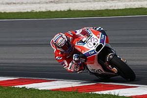 MotoGP 速報ニュース 【MotoGP】ドヴィツィオーゾ「ウイングレットなしの方が速い」