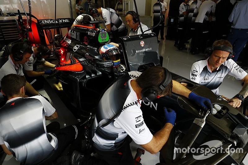 Los equipos de F1 apoyan establecer más partes estándar en los coches
