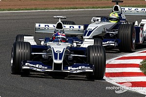Formule 1 Actualités Montoya -