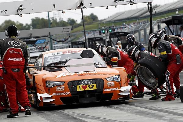 Audi, única marca del DTM con tres equipos en 2017