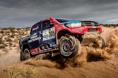 Dakar: a partir de 2019 coches 4X4 con motores de gasolina