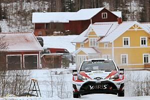 WRC Yarış ayak raporu İsveç WRC: Latvala liderliğini sürdürüyor