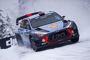 WRC Etappeverslag WRC Zweden: Neuville loopt verder uit, Meeke verspeelt kostbare minuten