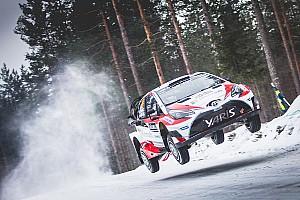 WRC BRÉKING WRC: Latvala történelmi győzelmet aratott a Toyotával Svédországban