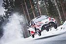 WRC WRC in Schweden: Latvala und Toyota auf dem Weg zum Sieg