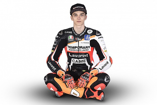 Moto2 Interview Luca Marini :