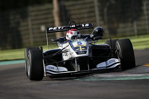 Евро Ф3 Новость Пике остался с Van Amersfoort на второй сезон в Ф3