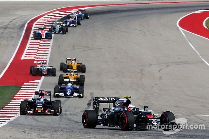 """McLaren table sur """"un petit remaniement"""" de la hiérarchie"""