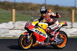 MotoGP BRÉKING MotoGP: Marquez vajon altat vagy a riválisait akarja megtéveszteni?!