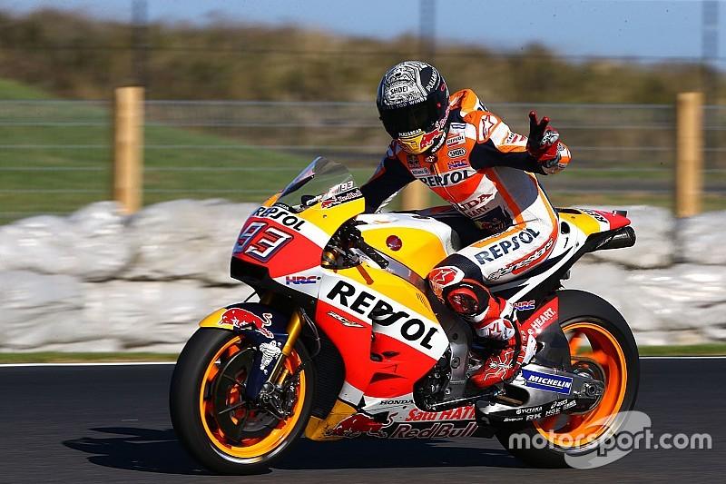 MotoGP: Marquez vajon altat vagy a riválisait akarja megtéveszteni?!