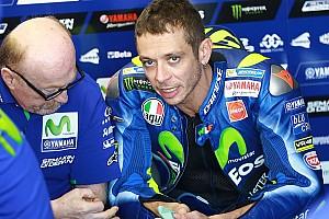 MotoGP Новость Росси объяснил отставание на тестах ошибкой с настройками