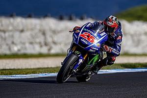 MotoGP Test raporu Vinales, Phillip Island testlerini zirvede kapattı