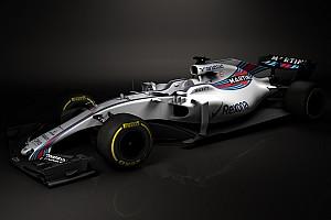 Formula 1 Breaking news EKSKLUSIF: Gambar pertama mobil F1 2017 Williams