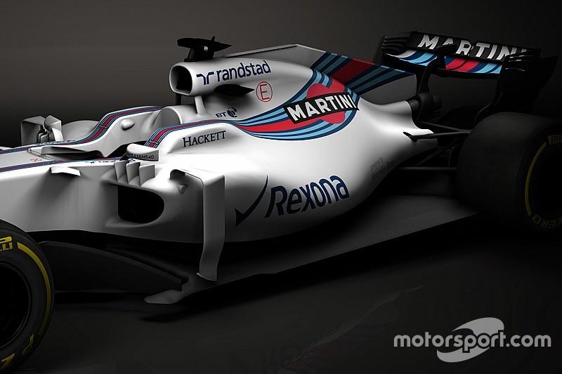A Williams megerősítette, mikor mutatja be a teljes valójában a 2017-es autóját