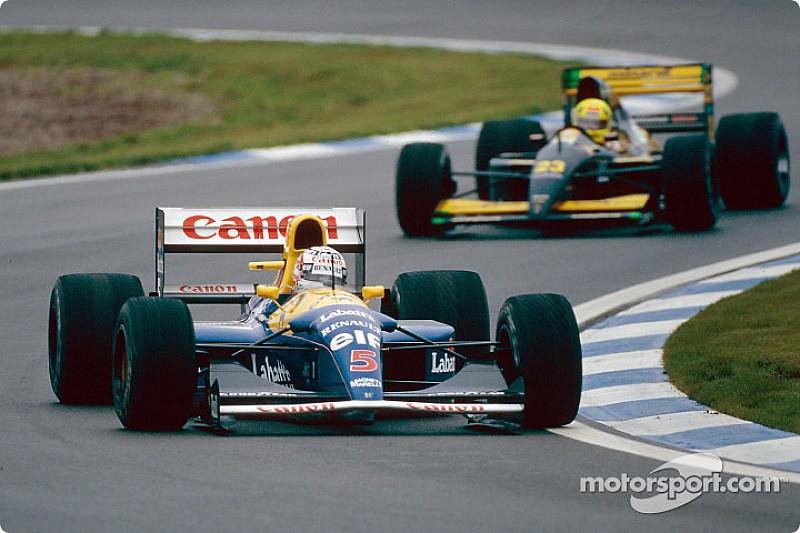 Equipes apoiam volta da suspensão ativa à F1