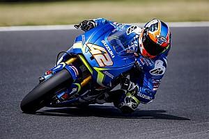 MotoGP Nieuws Rins voelt zich na testweek Phillip Island 'een echte MotoGP-rijder'