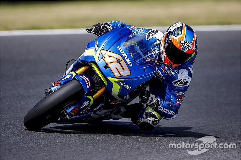 Ринс почувствовал себя на тестах «настоящим гонщиком MotoGP»