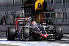 Formule 1 Magnussen au volant pour les débuts de la Haas VF-17