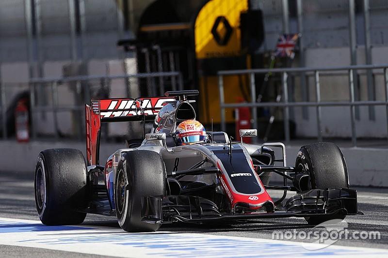 Magnussen au volant pour les débuts de la Haas VF-17