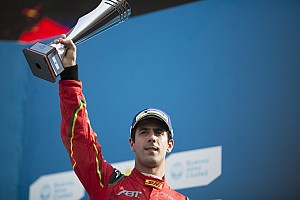 Formula E Son dakika Piquet, Di Grassi'ye gelen