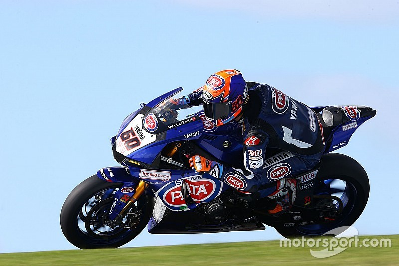 Van der Mark begint Superbike-test op Phillip Island met vierde tijd
