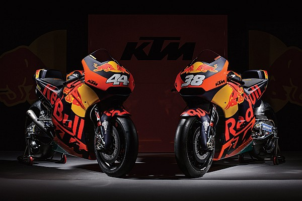 MotoGP Diaporama Photos - La KTM RC16 sous toutes les coutures