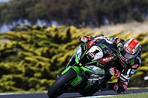 Superbikes Testverslag Rea snelst bij laatste Superbike-test, Van der Mark dertiende