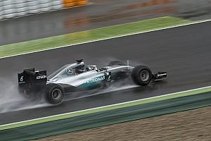 Formula 1 Breaking news Barcelona tentukan hari untuk tes ban basah