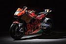 KTM suministrará motos satélite en 2018