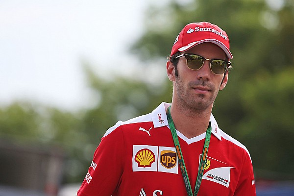 Вернь залишає Ferrari