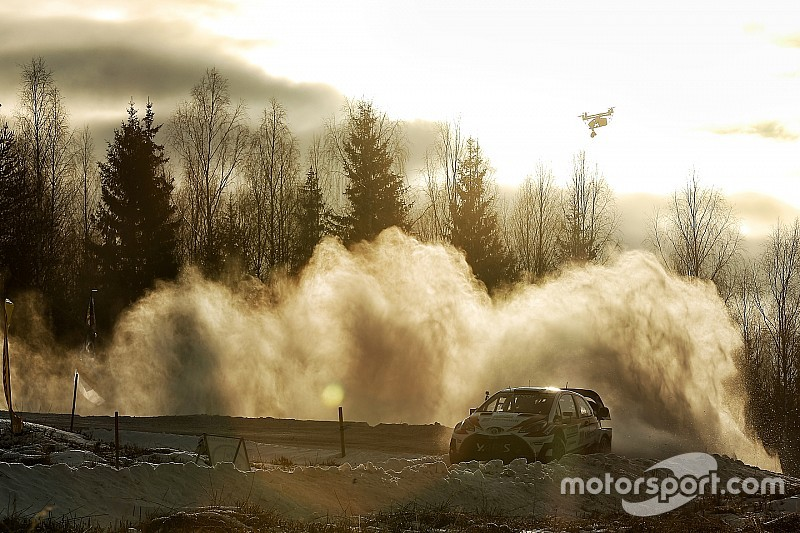 【WRC】ラトバラ、グラベルテスト中に横転も無傷