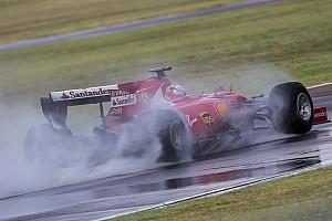 Formula 1 Ultime notizie Ferrari bagnata, sarà una Ferrari fortunata?