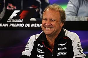 Fórmula 1 Últimas notícias Fórmula 1 deve permanecer com dez times, diz Force India