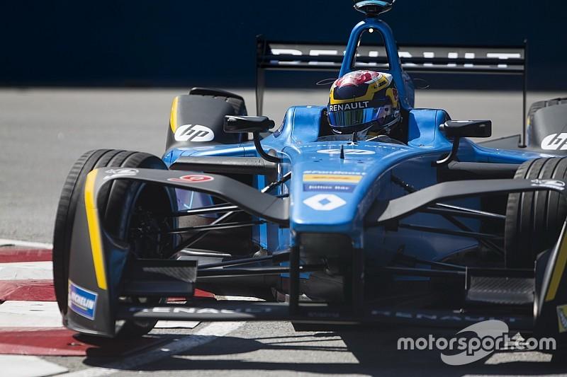 Renault e.dams test aandrijflijn voor vierde seizoen