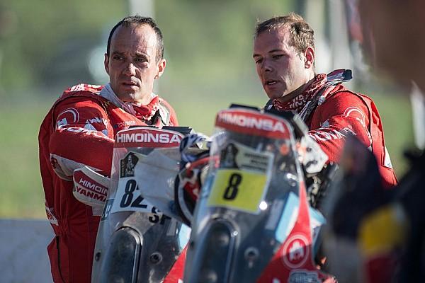 Cross-Country Rally Noticias de última hora Farrés vuelve a la competición en el Merzouga