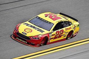 NASCAR Cup News NASCAR: Joey Logano und Shell bleiben bis 2022 bei Penske