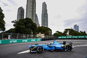 Формула E Новость Renault e.DAMS начала тесты компонентов для будущего сезона