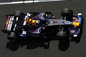 Fórmula 1 Top List GALERIA: veja todos os carros da Red Bull desde 2005