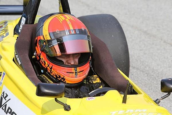 Pro Mazda Новость Ласточкин перешел во второй дивизион гонок поддержки IndyCar