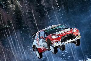 WRC Actualités Pas de DS3