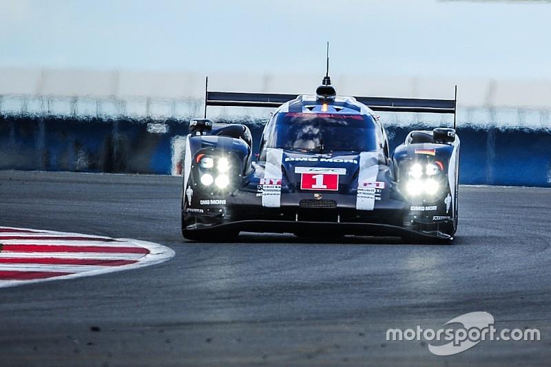 Porsche no revela su estrategia aerodinámica para Silverstone