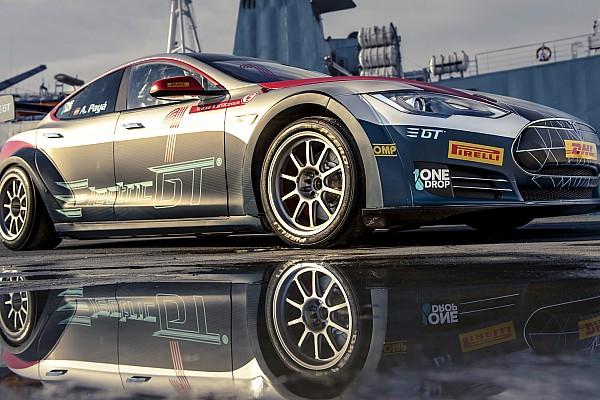 """EGT Di Grassi: """"Tesla van Electric GT potentieel sneller dan GT3"""""""