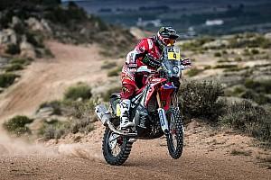 Dakar Noticias de última hora Kevin Benavides vuelve a subirse a una moto