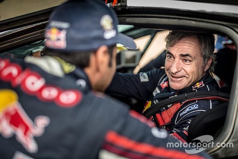 "Sainz: ""Espero saber los planes de Peugeot pronto"""