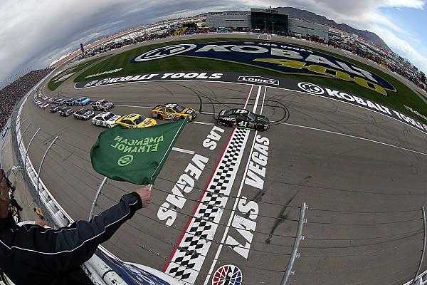 NASCAR Cup News Las Vegas erhält 2. Termin im NASCAR-Kalender 2018