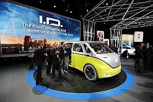 电动车,大众的未来发展方向!