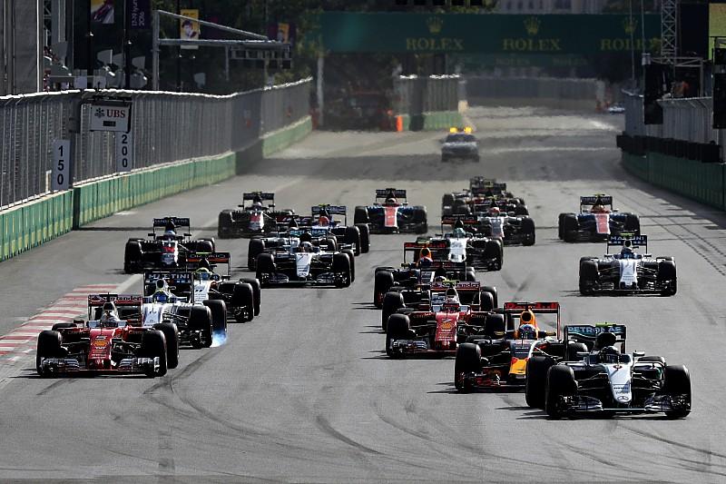 Formel-1-Chef in Aserbaidschan weist Kritik von Liberty zurück